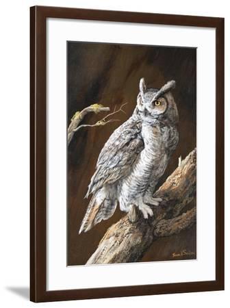 Ponderosa Sentinel-Trevor V. Swanson-Framed Giclee Print