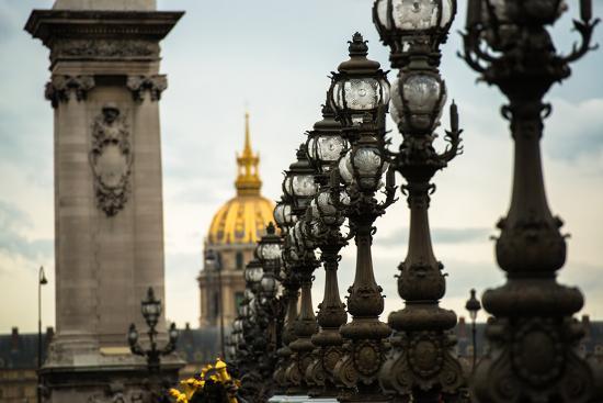 Pont Alexandre II-Erin Berzel-Photographic Print