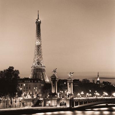 Pont Alexandre III-Alan Blaustein-Photographic Print