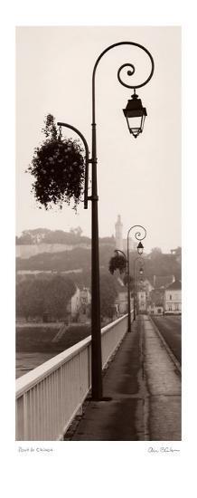 Pont de Chinon-Alan Blaustein-Art Print