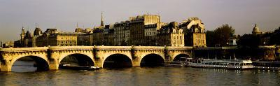 Pont Neuf Bridge, Paris, France--Photographic Print