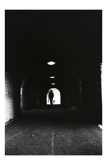 Pont Neuf, Paris, Tunnel-Manabu Nishimori-Art Print