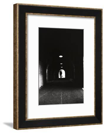 Pont Neuf, Paris, Tunnel-Manabu Nishimori-Framed Art Print