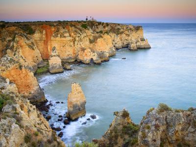 Ponta Da Piedade, Lagos, Algarve, Portugal-Michele Falzone-Photographic Print