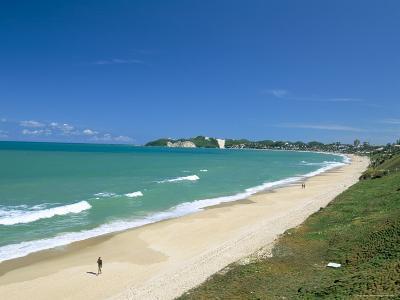 Ponta Negra Beach, Natal, Rio Grande Do Norte State, Brazil, South America-Sergio Pitamitz-Photographic Print