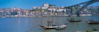 Ponte De Dom Luis I and Douro River Porto Portugal--Photographic Print