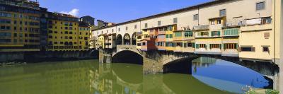 Ponte Vecchio, Florence, Tuscany, Italy-Bruno Morandi-Photographic Print