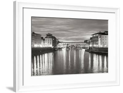Ponte Vecchio III-Rita Crane-Framed Photographic Print