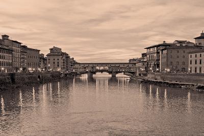Ponte Vecchio VIII-Rita Crane-Photographic Print
