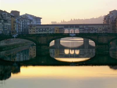 Ponte Vecchio-Bill Philip-Art Print