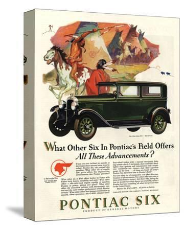 Pontiac-All These Advancements