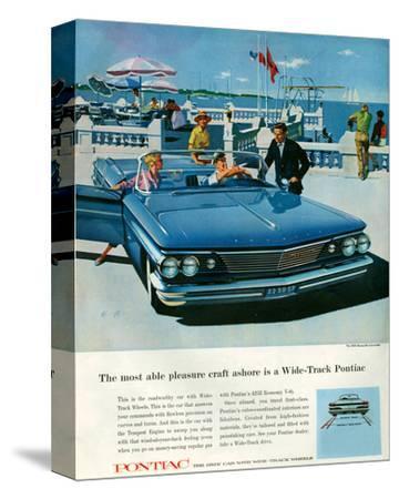 Pontiac-Pleasure Craft Ashore