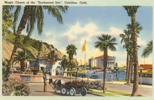 Pony Cart, Santa Catalina