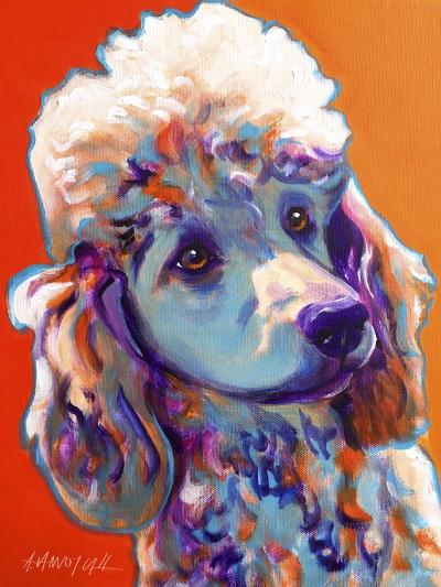 Poodle - Bonnie-Dawgart-Giclee Print