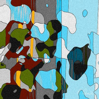 Pools-Ruth Palmer-Art Print
