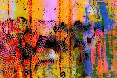 Pop Drip III-Ricki Mountain-Art Print