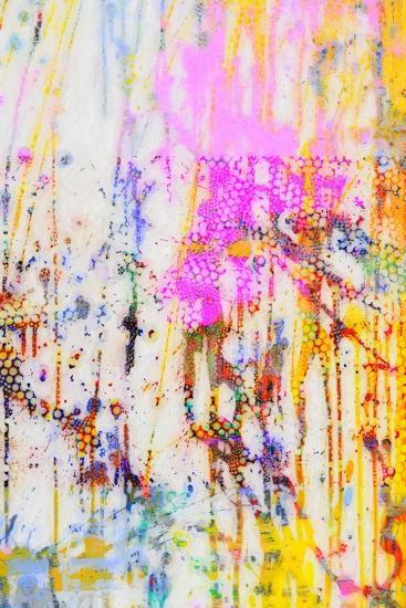 Pop Drip IV-Ricki Mountain-Art Print