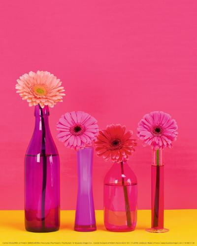 Pop Flowers-Camille Soulayrol-Art Print