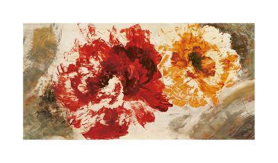 Pop Flowers-Sarah Ward-Giclee Print