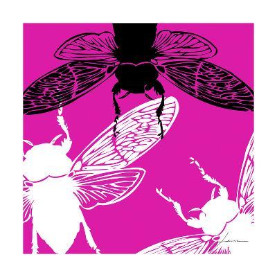 Pop Fly II-James Burghardt-Art Print