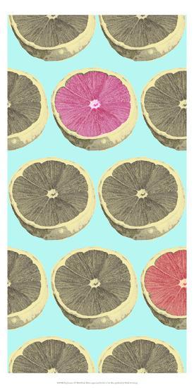 Pop Lemons I-Prunis Dulcis-Art Print