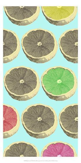 Pop Lemons II-Prunis Dulcis-Art Print