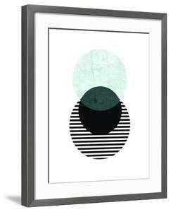 Geometric Art 13 by Pop Monica