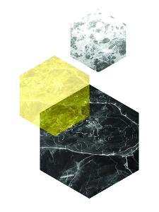 Geometric Art 22 by Pop Monica