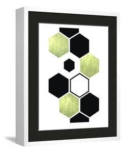 Geometric Art 25 by Pop Monica