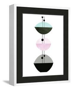 Geometric Art 29 by Pop Monica