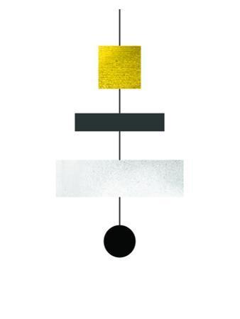 Geometric Art 30 by Pop Monica