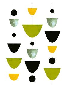 Geometric Art 31 by Pop Monica