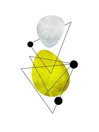 Geometric Art 36 by Pop Monica