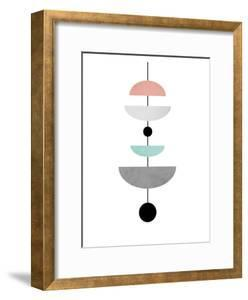 Geometric Art 38 by Pop Monica