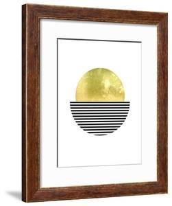 Geometric Art 3 by Pop Monica