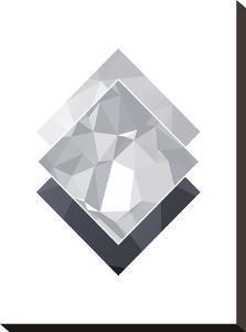 Geometric Art 45 by Pop Monica