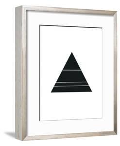 Geometric Art 48 by Pop Monica