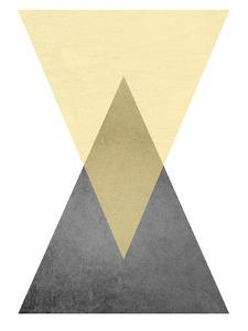 Geometric Art 57 by Pop Monica