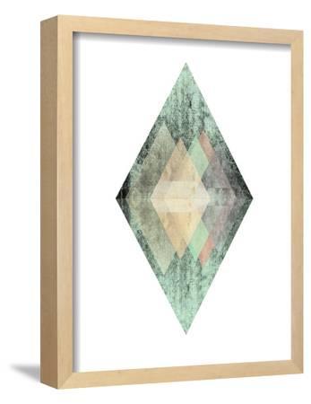 Geometric Art 6 by Pop Monica