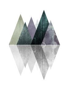 Geometric Art 9 by Pop Monica