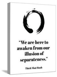 Illusion Of Separateness by Pop Monica