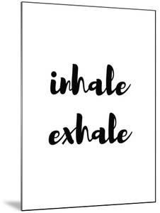 Inhale Exhale by Pop Monica