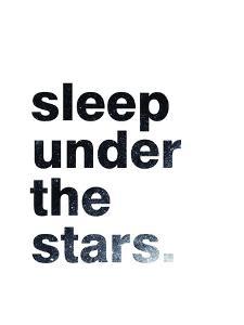 Sleep Under The Stars by Pop Monica