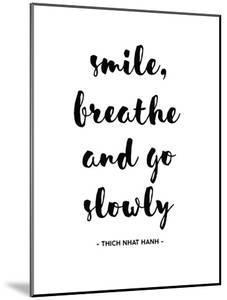 Smile Breathe by Pop Monica