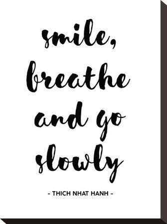 Smile Breathe