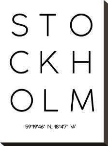 Stockholm by Pop Monica