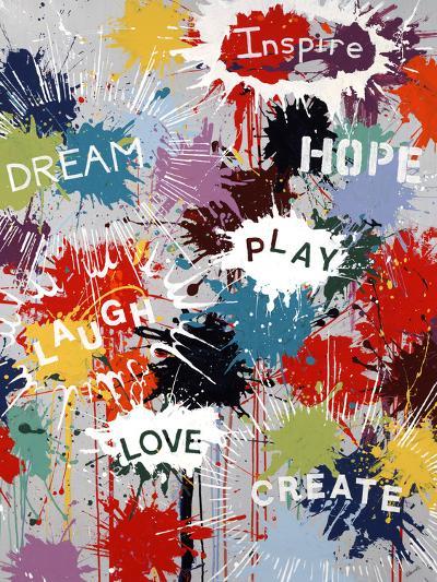 Pop of Inspiration-Sydney Edmunds-Giclee Print