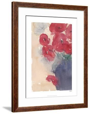 Pop of Red I-Samuel Dixon-Framed Limited Edition