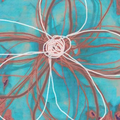 Pop Petal IV-Ricki Mountain-Art Print
