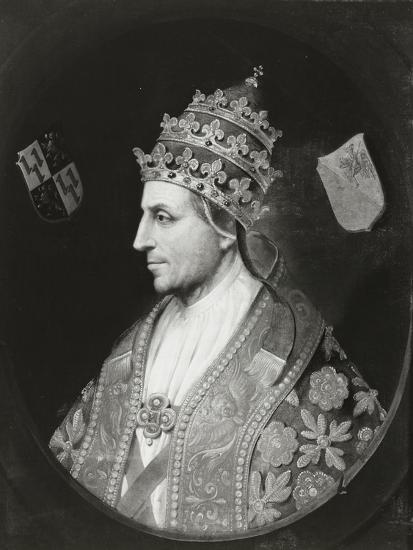 Pope Adrian VI--Art Print